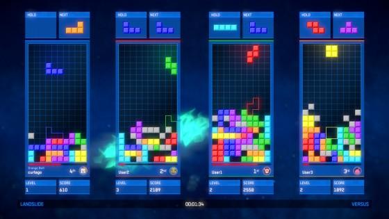 Tres nuevas modalidades de Tetris Ultimate Challenge