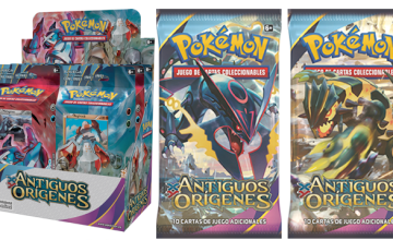 Nueva expansión del Juego de Cartas Coleccionables Pokémon