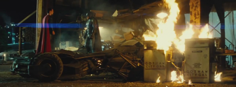 El esperado trailer de Batman v Superman en Comic-Con 2015