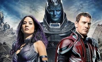 Conoce el nuevo set egipcio de 'X-Men: Apocalypse'
