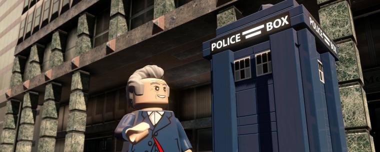Y por si fuera poco lo que ya había, Doctor Who llega a Lego Dimensions