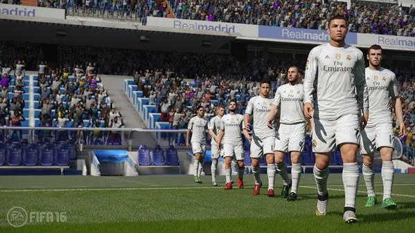 Se anuncia a EA SPORTS como la marca de videojuegos oficial del Real Madrid