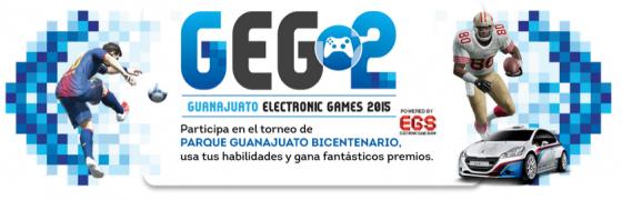Regresa el Guanajuato Electronic Games