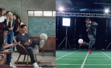Pelé, Messi, Agüero y Morgan protagonizan el nuevo tráiler de 'FIFA 16'