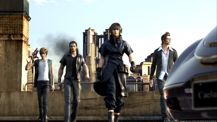 Descubre las locaciones detrás de 'Final Fantasy XV' en un nuevo video tras bambalinas