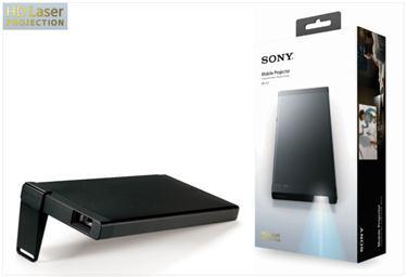 Sony te invita a disfrutar de proyección HD de gran tamaño en cualquier lugar
