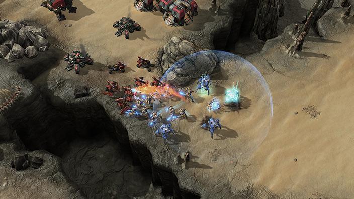 'StarCraft II: Legacy of the Void' llegará el 10 de noviembre