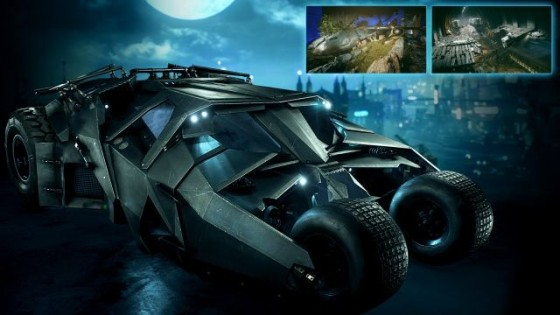 Te ofrecemos un vistazo al DLC de 'The Dark Knight' en 'Batman: Arkham Knight'