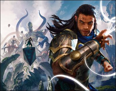 Wil Wheaton presentó 'La Batalla por Zendikar' en PAX Prime