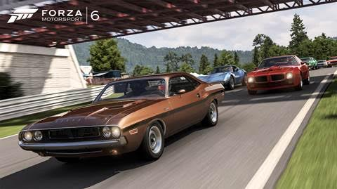 "Siente la adrenalina de ""Forza Motorsport 6 Ultimate Edition"""