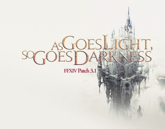 Final Fantasy XIV nuevo trailer del patch 3.1 As Goes Light, So Goes Darkness
