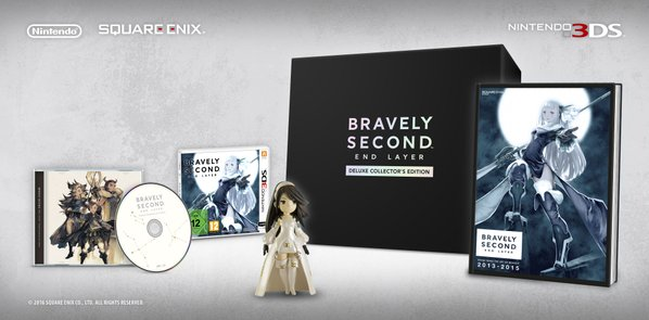 Square Enix y Nintendo confirman fecha de estreno de 'Bravely Second: End Layer'