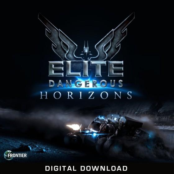 La beta de ELITE DANGEROUS: HORIZONS llega hoy y permite aterrizar en los planetas