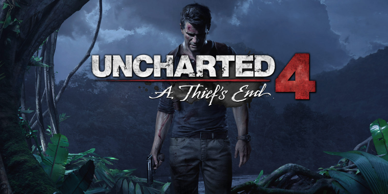 Ve detrás de cámaras de 'Uncharted 4'