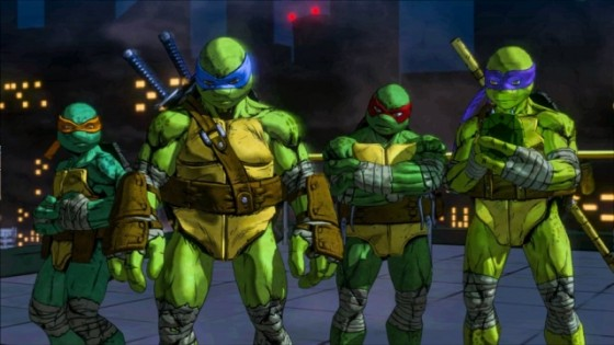 Tráiler de lanzamiento 'Teenage Mutant Ninja Turtles: Mutants'
