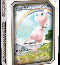 ¡Descubre en febrero al original Pokémon singular Mew para Pokémon Rubí Omega, Pokémon Zafiro Alfa, Pokémon X o Pokémon Y!
