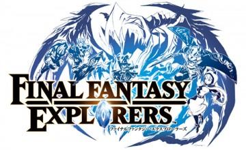 'Final Fantasy Explorers' llega a Nintendo 3DS