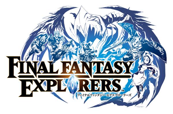Pelea como uno de los legendarios personajes en Final Fantasy Explorers