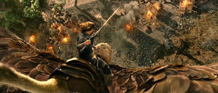 Orcos, grifos y batallas fantasiosas en el nuevo tráiler de 'Warcraft'