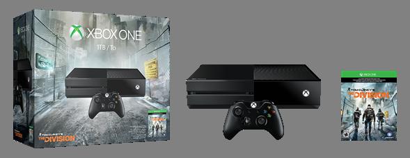Microsoft anuncia el bundle Xbox One de «Tom Clancy's The Division»