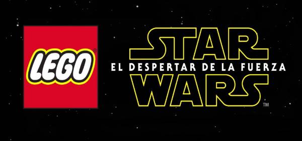 Ya llegó, ya está aquí. Es LEGO Star Wars: El despertar de la fuerza