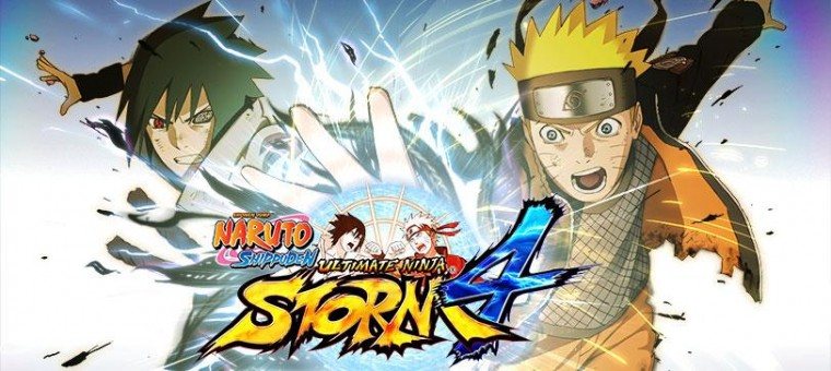 Llega la tormenta perfecta, con NARUTO SHIPPUDEN: Ultimate Ninja STORM