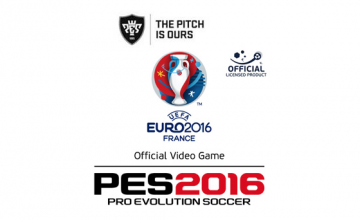 Konami anuncia UEFA EURO 2016
