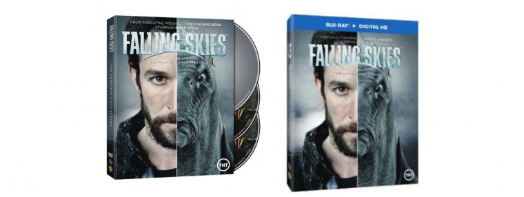 Falling Skies tendrá su batalla final en Blu-ray y DVD