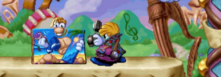 Llega a móviles Rayman Classic