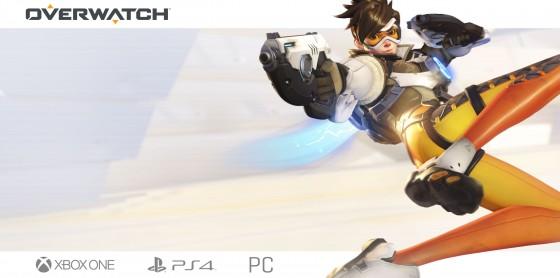 EL FUTURO LLEGA EL 24 DE MARZO — OVERWATCH™ SE PREPARA PARA LA BATALLA EN PC, PS4™ Y XBOX ONE