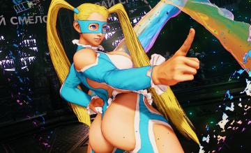 Pon tu ficha en la fila: Nuestra opinión de Street Fighter V
