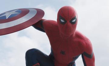 Spider-Man ya aparece en el nuevo tráiler de Civil War