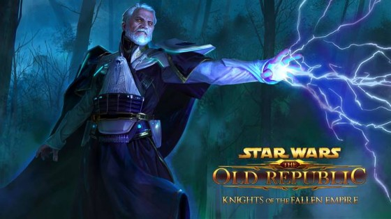 Llega Visions in the Dark, para 'Star Wars: The Old Republic'