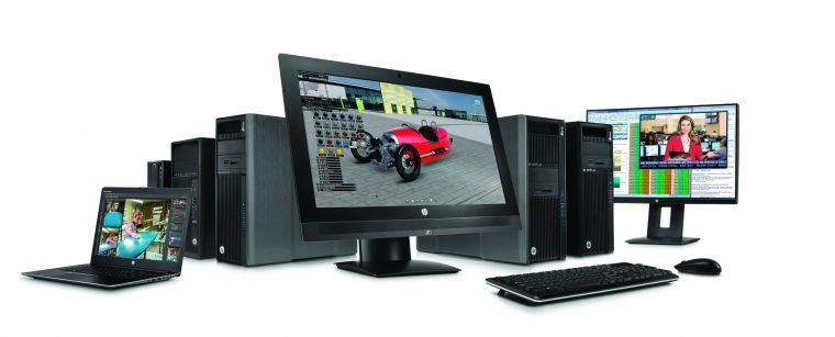 HP aumenta potencia y desempeño a la primera workstation todo-en-uno del mundo