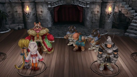 Final Fantasy IX por fin está disponible para PC
