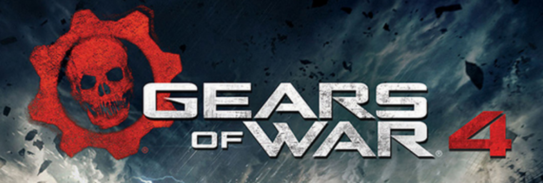 Se anuncia fecha de estreno de Gears of War 4