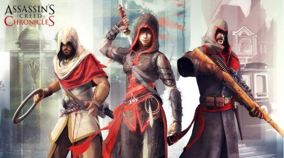 La trilogía Asssassin's Creed Chronicles ya está disponible para PS Vita