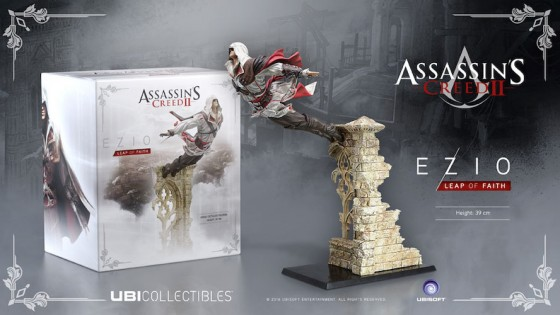 Nuevas figuras basadas en la saga Assassin's Creed