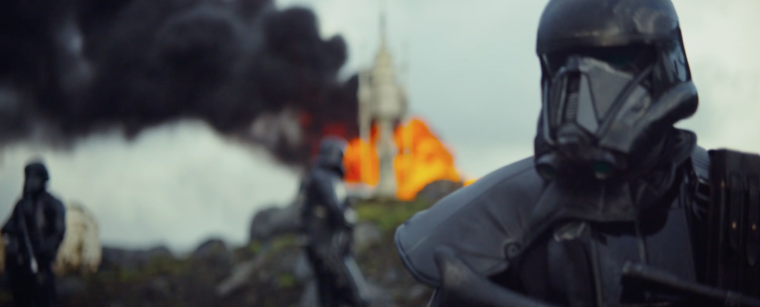 Video avance de Star Wars: Rogue One (Actualizado con tráiler completo)