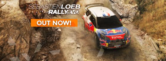 Nada te detendrá en Sébastien Loeb Rally EVO