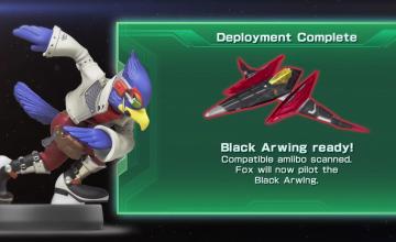 El nuevo avance de Star Fox Zero, revela qué hace el amiibo de Falco