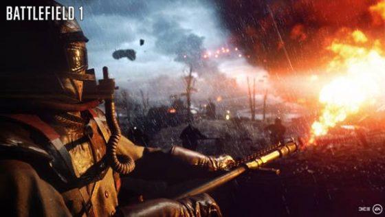 DICE y Electronic Arts anuncian Battlefield 1