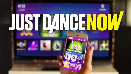Invita a bailar a mamá con Just Dance Now