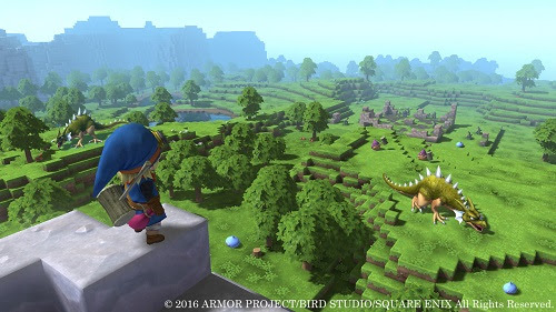 La saga 'Dragon Quest' festeja 30 años con 'Dragon Quest Builders'