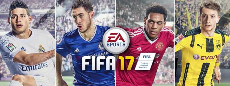 EA Sports FIFA 17 introduce The Journey