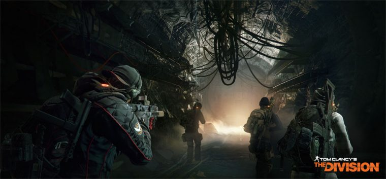 EXPANSIÓN UNDERGROUND DE TOM CLANCY'S THE DIVISION, YA DISPONIBLE