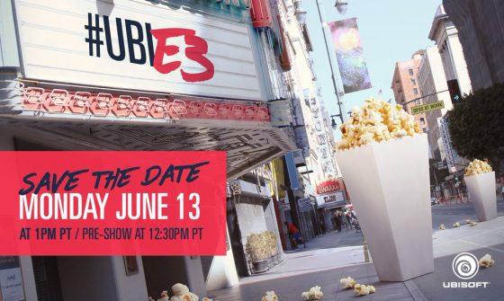 Mira aquí la conferencia de Ubisoft en vivo #UbiE3