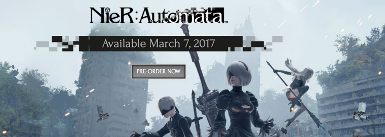 Ya está disponible el demo de NieR: Automata