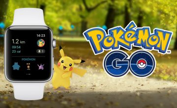 Pokémon Go ya disponible en Apple Watch