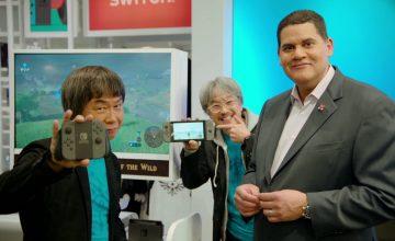 Nintendo Switch disponible el 3 de marzo 2016 por $300 dólares